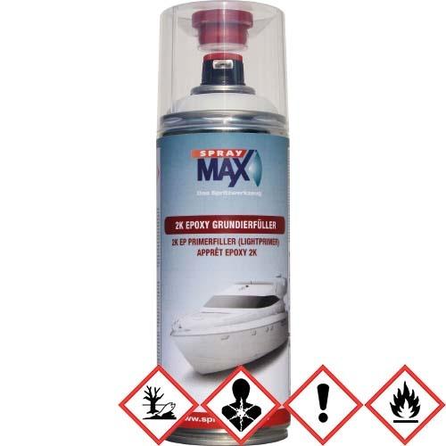 SprayMAX 2K-Epoxy Lightprimer