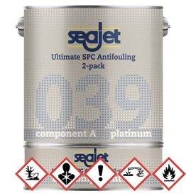 Seajet Seajet Platinum Antifouling 039 4 Liter schwarz