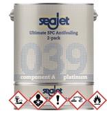 Seajet Seajet Platinum Antifouling 039 4 Liter blau