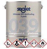 Seajet Seajet Platinum Antifouling 039 2 Liter