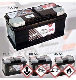 Starterbatterie EXCELLENT