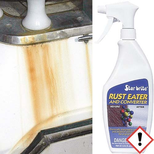 Rust Eater and Converter