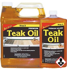 Starbrite Premium Golden Teak Oil