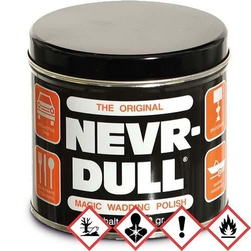 NEVR DULL Never DULL