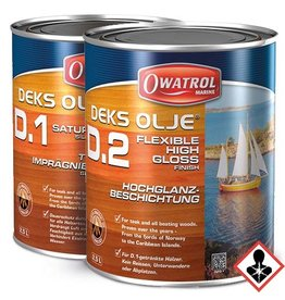 Yachticon Owatrol Marine Deck Oil