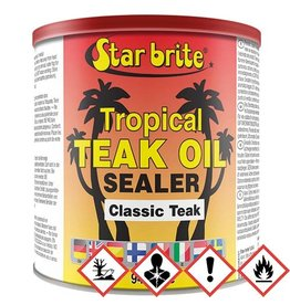 Starbrite Tropical Teak Sealer Classic