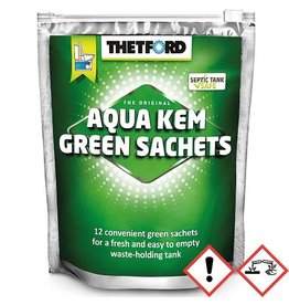 Thetford Aqua Kem Green Sachets - Beutel