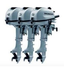 Honda Honda BF 4/5/6 (4-6 PS)