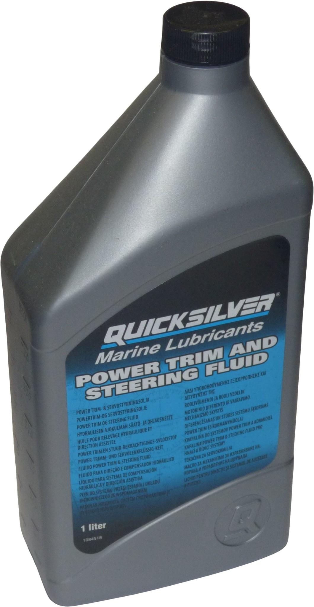Mercruiser Powertrim/Steering Oil 1L