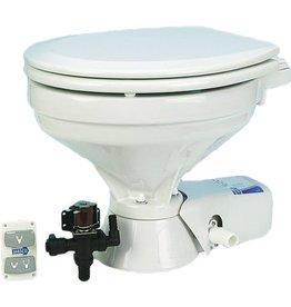 Jabsco Toilette mit Elektropumpe Tank Regular