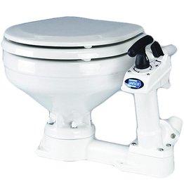 Jabsco Toilette mit Handpumpe