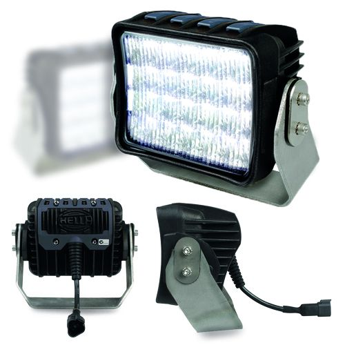Hellamarine LED Decksscheinwerfer AS5000