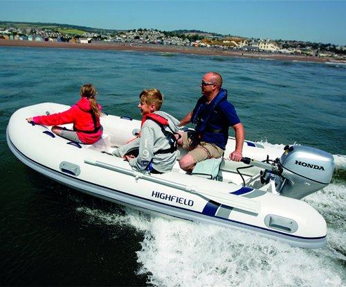 Highfield Schlauchboot-Rib Classic Hypalon