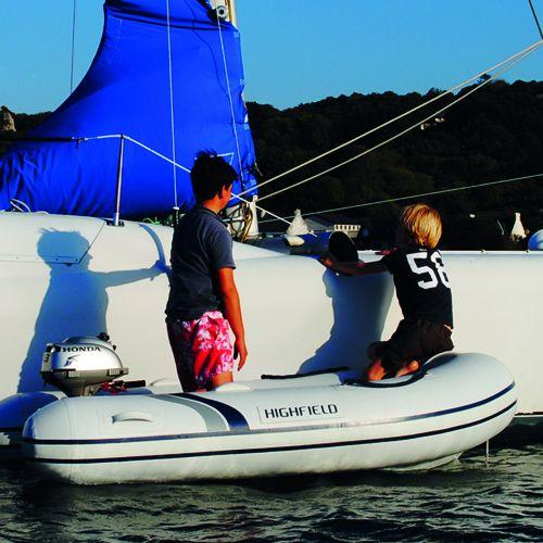 Highfield Schlauchboot-Rib Ultralite PVC
