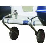 Schlauchbooträder Luftboden