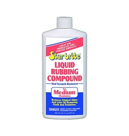Starbrite Liquid Rubbing Compound