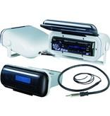 Boss Radio Schutzgehäuse mit Montagebüge