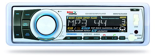 Boss Radio MR752U Radio/CD/MP3