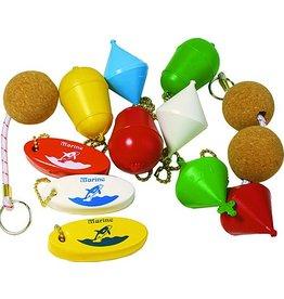Schlüsselanhänger schwimmfähig