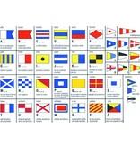 Internationaler Flaggensatz