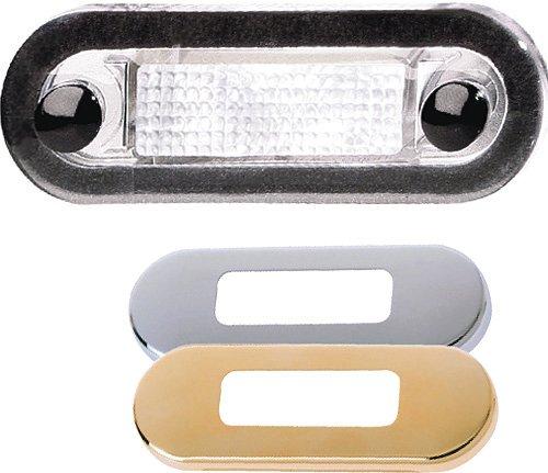 Hellamarine LED Leuchte Oval