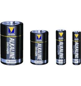 Varta Batterie Alkaline longlife und Maxi-Tech
