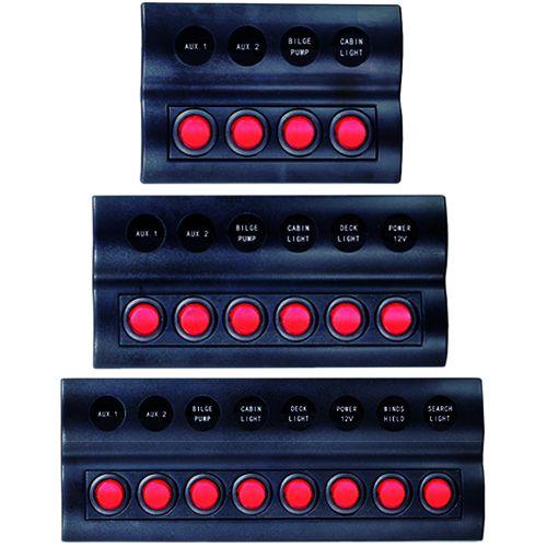 Sicherungspaneel Typ LED