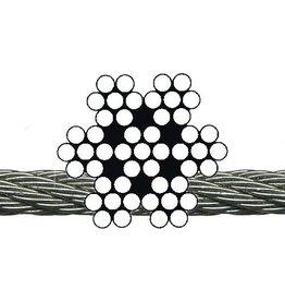 Litzendrahtseil 7 x 7 (flexibel)