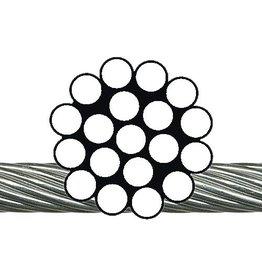 Spiraldrahtseil 1 x 19 (steif)