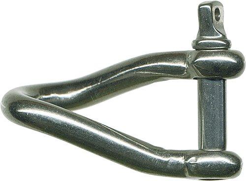 Niroschäkel gedrehte Form