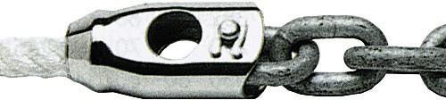 Ketten/Tau-Verbinder