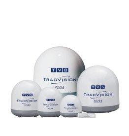 KVH TracVision TV5 Sat-Antenne Quad LNB, Auto-Skew & Steuergerät