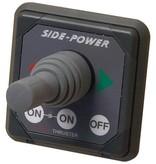 Sidepower Bedienelement für Bugstrahlruder