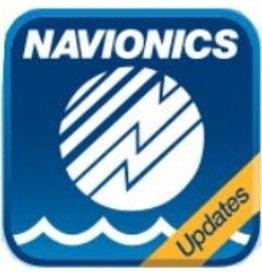 Navionics Navionics Update-Karte