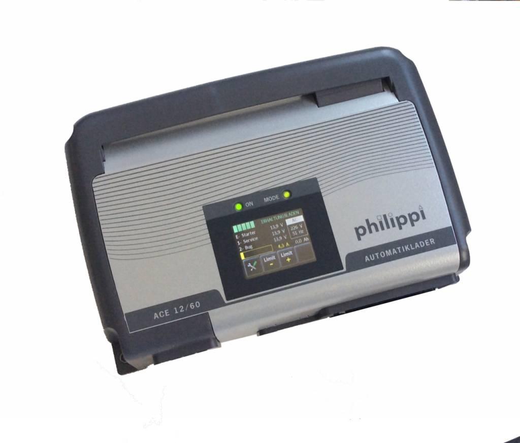 Philippi Automatiklader ACE 12V 40A