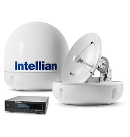Intellian Intellian SAT TV i5 Serie Quad LNB