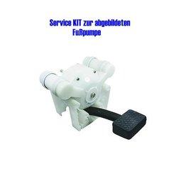 Membranfußpumpe Service KIT