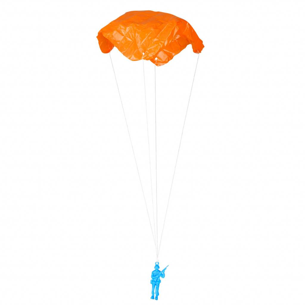 Parachutist per 24 stuks