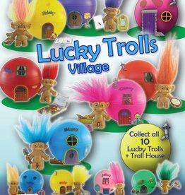 Lucky Trolls Village per 10 stuks