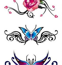 Tatouage par 24 pcs