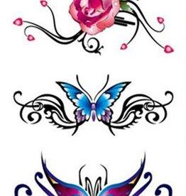 Tijdelijke Tattoos per 24 stuks