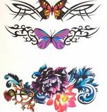 Tattoo per 24 stuks