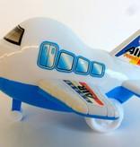 Grande Avion par 12 pièces
