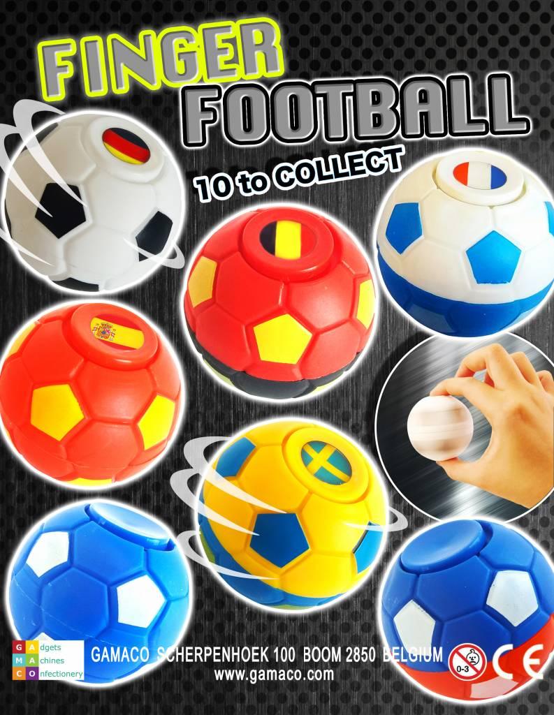Finger Football per 12 stuks