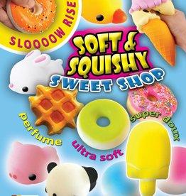 Soft and Squishy  per 12 stuks