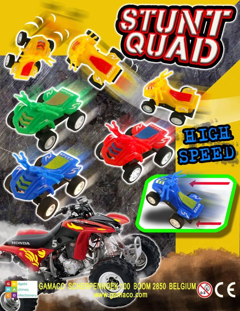 Stunt Quad per 24 stuks