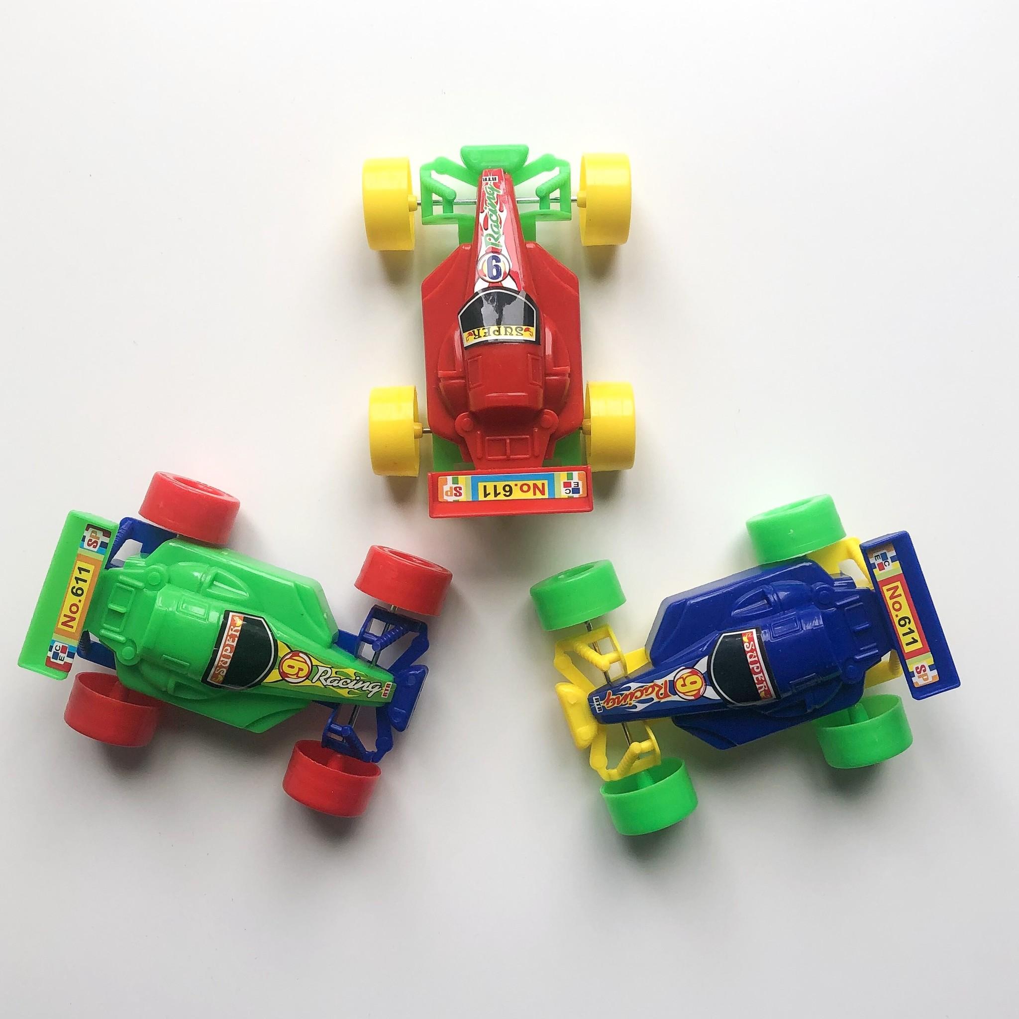 Racewagen per 24 stuks