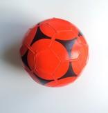 Ballon en simili-cuir, mix couleurs, par 24 pcs, gonflé