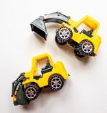 Vrachtwagen Speelgoed per 12 stuks