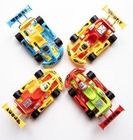 Pullback Racecar per 12 stuks